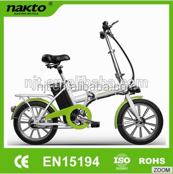 2017 new design Quzhou Naijiate electric bicycle with CE certificate
