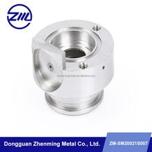 aluminum Cnc Lathe Turning Part / Textile Machinery Spare Parts Machining Parts