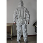Protective Clothing waterproof Non woven Coveralls Disposable safety suit