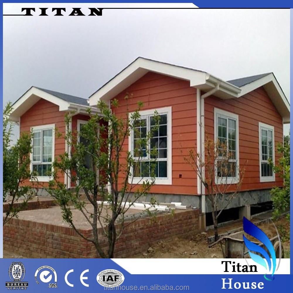 Adiacente struttura leggera in acciaio piccolo casa - Casa in acciaio prezzo ...