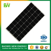 Photovoltaic module kit new energy 150w solar panel supplier