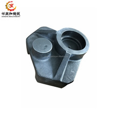 Casting central machinery parts OEM ductile/grey iron sand casting services