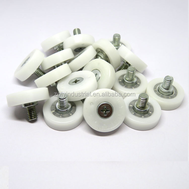 DR30 nylon ball bearing diameter 30 mm roller wheel drawer View 30 mm roller wheel drawer Neutral Product Details from Dongguan Zoty Bearing Co