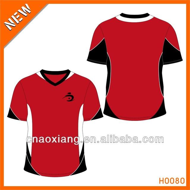 OEM custom tshirt of sportswear China