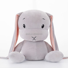 Accompany Baby Sleep Customized Lovely Animal Ins Rabbit Stuffed&Plush Toy Lucky Rabbit Doll For Kids Best Gift