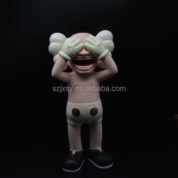 Old clown toy from horror movie charactor figure