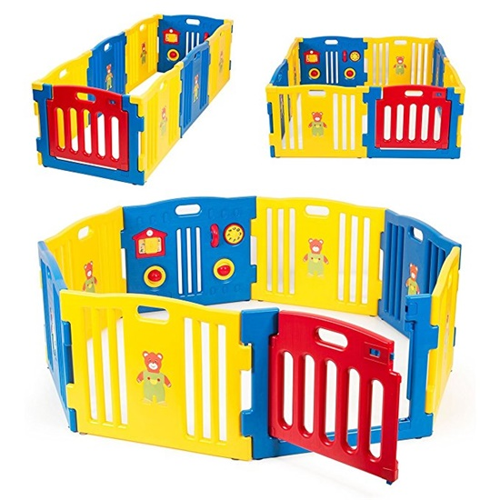 Indoor and outdoor baby yard playpen for kids