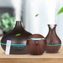 3 шт./компл. ультразвуковой увлажнитель воздуха, увлажнитель воздуха с эфирными маслами, 7 цветов, светодиодный ночник для дома(Китай)