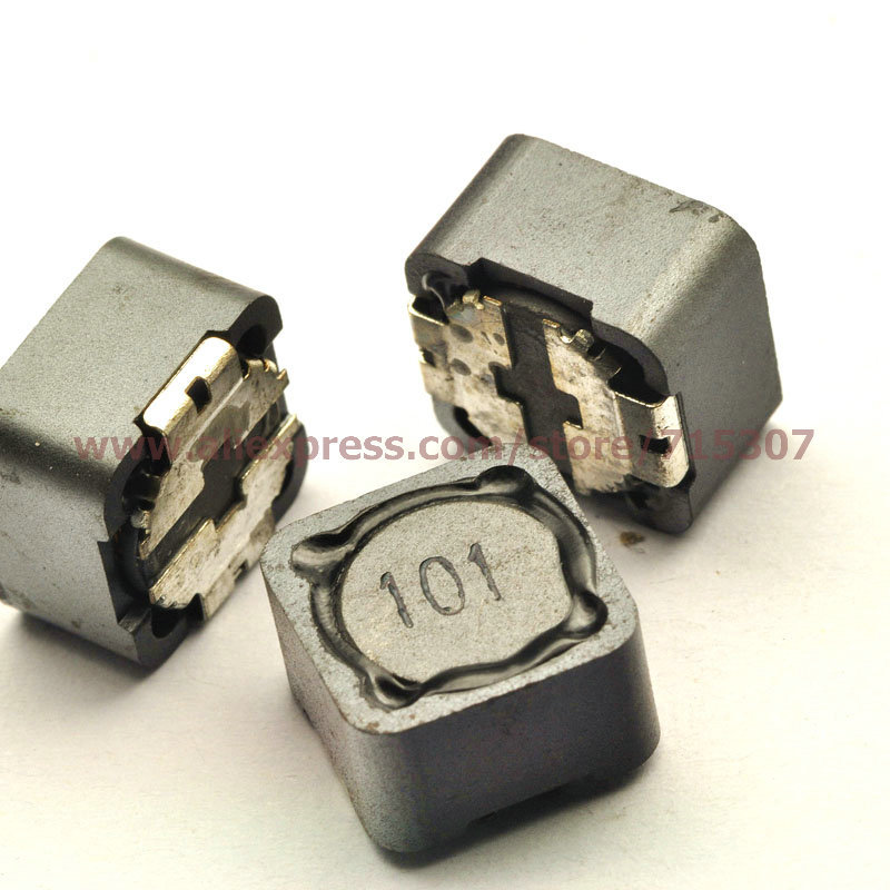 4.8MHZ /Â/±5/% 100 pieces AXIAL 100UH BOURNS 77F101J-TR-RC INDUCTOR