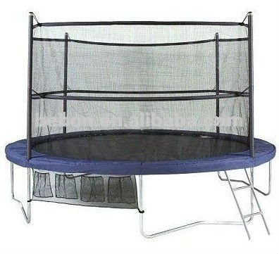 Bebon 10ft Best Round Superb trampoline bungy with safety net& ladder for sale