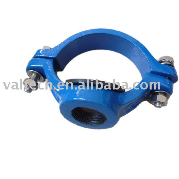 ISO2531/BSEN545 pipe saddle