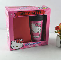 Hello Kitty Travel Mug Gift Set