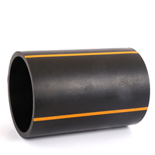 HDPE High Density Polyethylene Wound Structural Wall Strengthening Tube