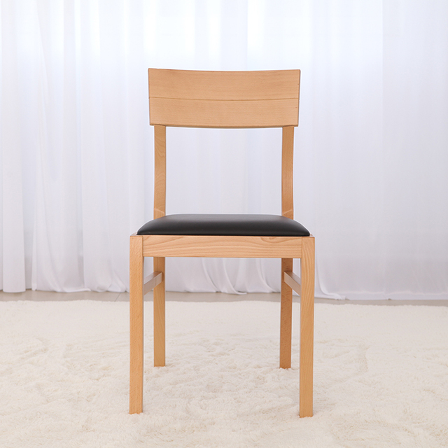 Restaurant Steel Wood Frame Customized Cheap Nordic Dining Chair