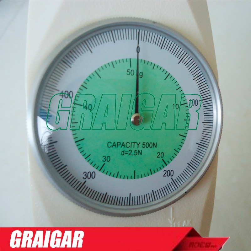 New Dial Mechanical Push Pull Force Gauge NK-500,Precision Analog Force gauges