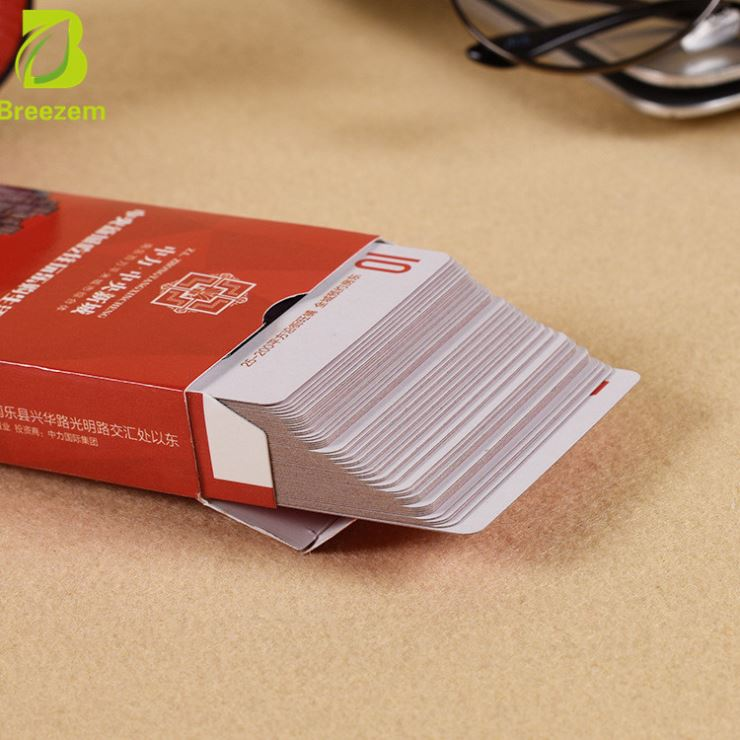 Custom paper playing cards, full color paper palying cards for advertising OEM custom playing cards