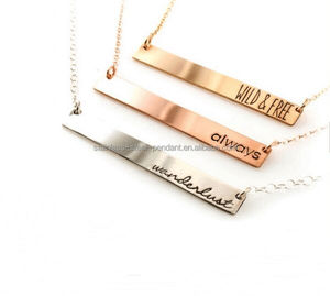 10aa85b426627 China 14k Name Necklace, China 14k Name Necklace Manufacturers and ...