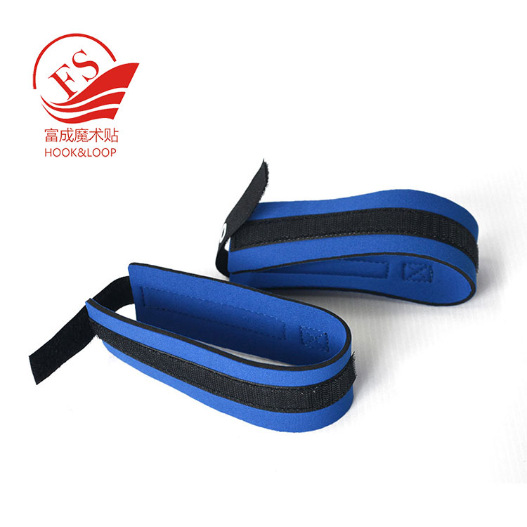 neoprene band and sport arm band wrist band trimming chip strap
