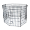 Foldable Green Comfortable Soft-Sided puppy pen