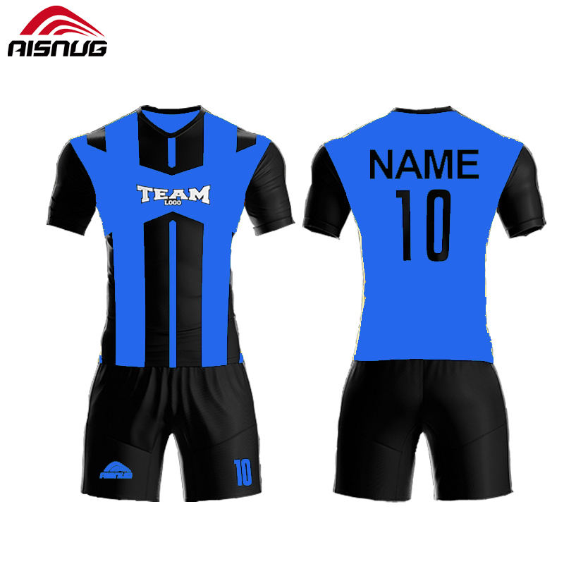 ea0655893 Dye sublimation printed dri fit football shirts team soccer jersey custom  with logo