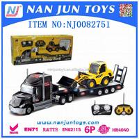 1:32 6 channels RC Construction Car for wholesale