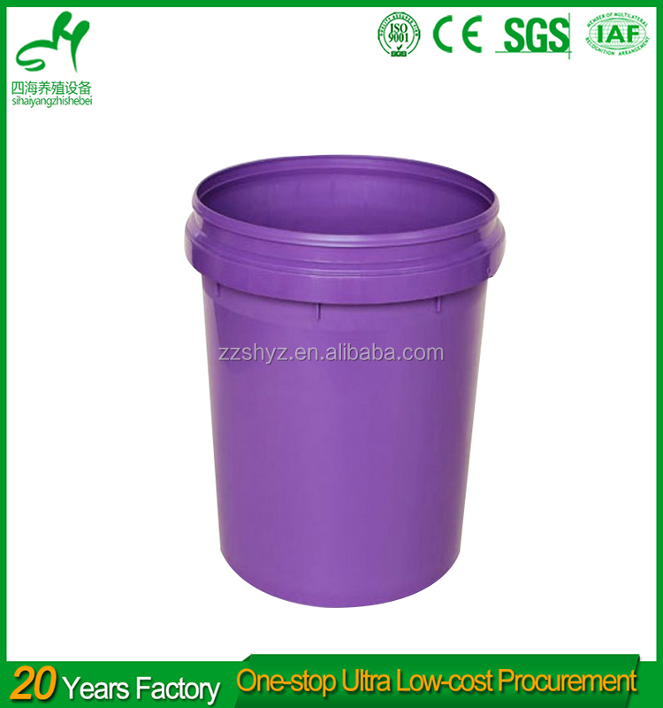 Widely Used Injection Mold Making plastic bucket 10 liter lubricant paint bucket