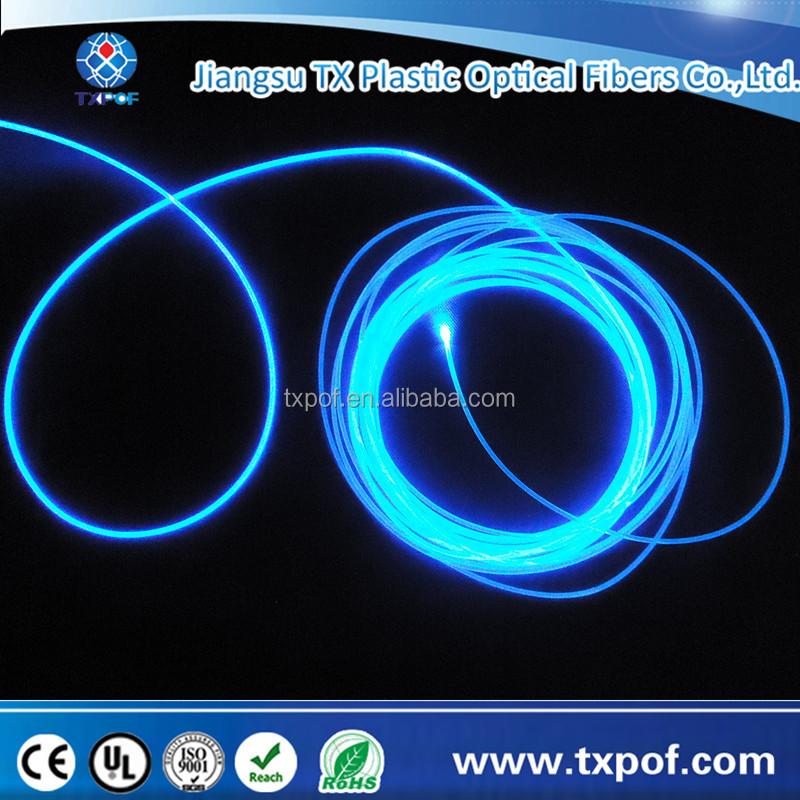 Side Light Optic Fiber,Side Glow Fibre,Side Glow Plastic Optical ...
