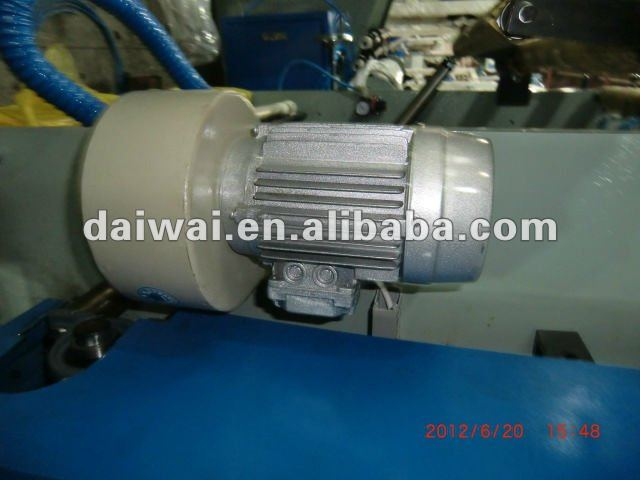 Plastic Laminating Machines with double blower and control by inverter