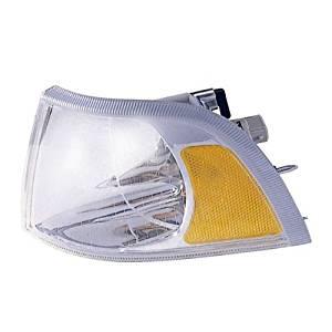 00 2000 VOLVO S40 & V40 Park Corner Light Turn Signal Marker Lamp Left Driver Side