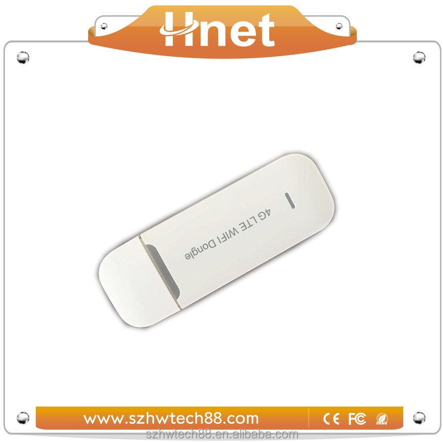 Hnet 150mbps 4g lte usb modem with sim card plug and play