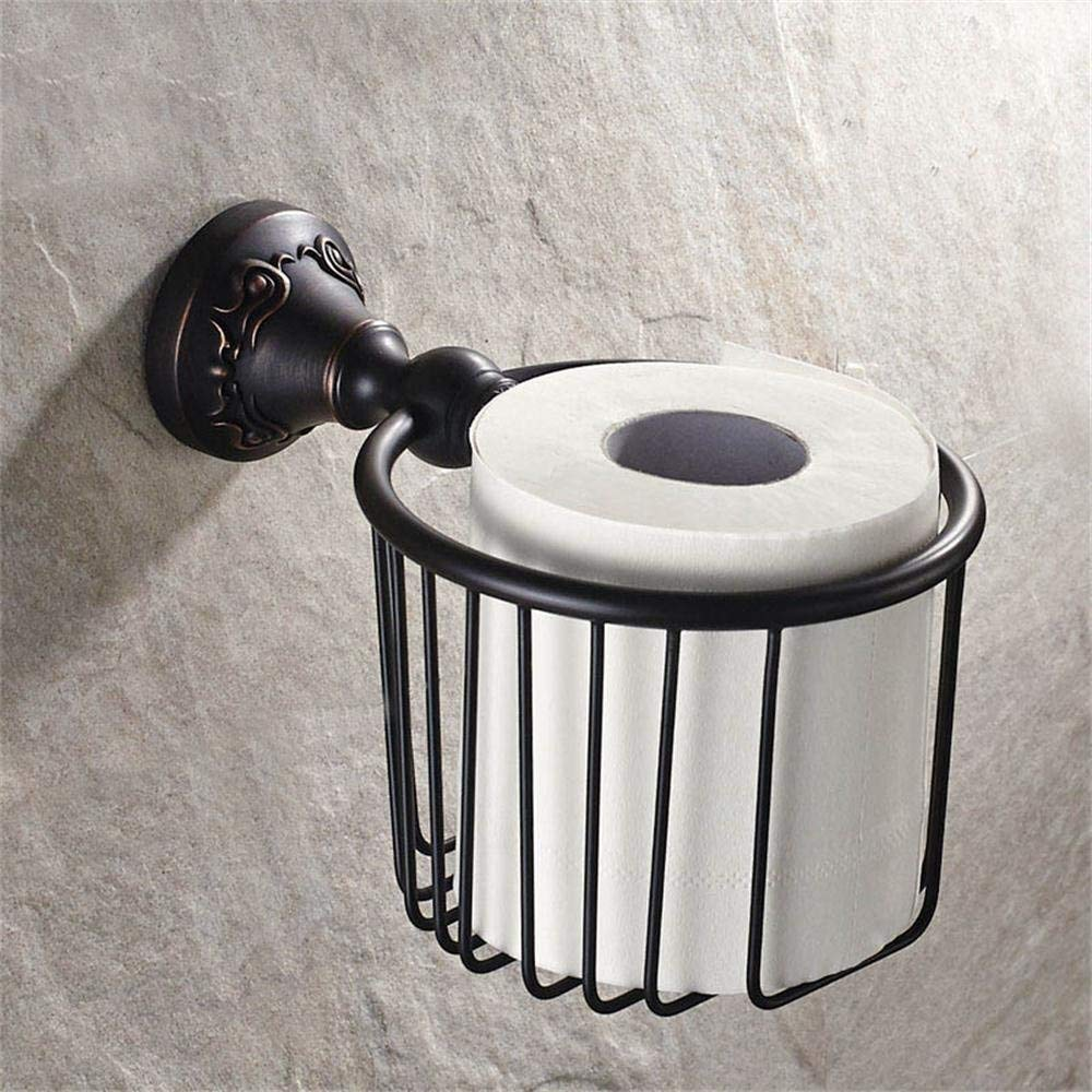 Get Quotations Naerfb Toilet Roll Holder Towel Rack Wall Bathroom Paper Of In Bo