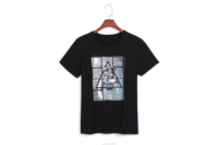 OEM Shirt 100% Bamboo Clothing Men's Plain Round Neck Bamboo T-Shirt