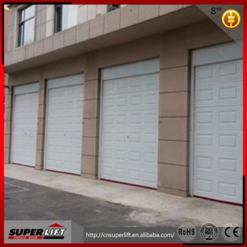Insulated Pu Panel Garage Doors With Door Opener/ Also Called Automatic  Garage Doors,sandwich