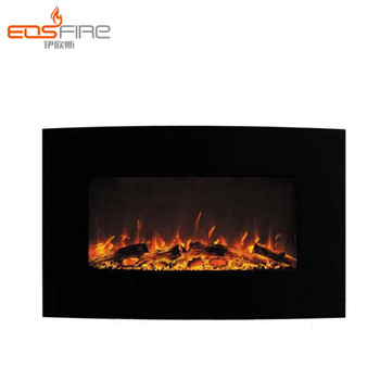 Indoor Used Best Modern Wall Mount Electric Fireplace