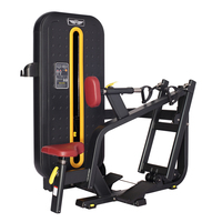 fitness gym equipment seated rowing professional manufacturer