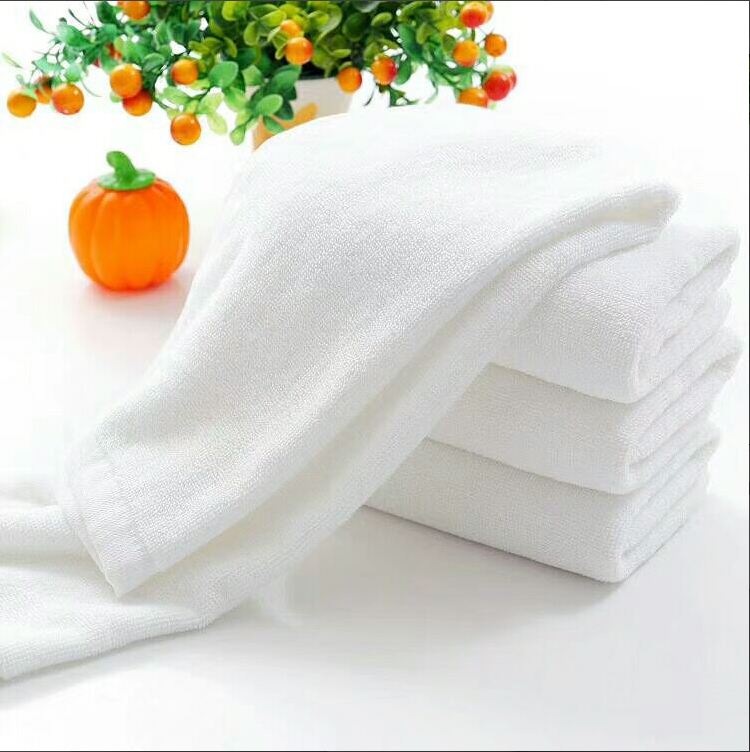 customize towel , personalized towel , embroider your logo on the hand towel