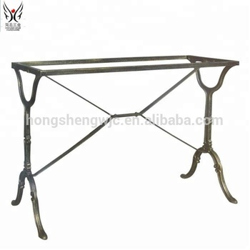 Metal Furniture Legs Dinning Coffee Table Base Wrought Iron Cast Product On Alibaba