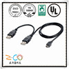 supply usb to composite video cable with ISO9001-2008
