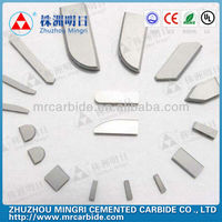 Cemented carbide welding inserts for turning tools, carbide inserts turning tool