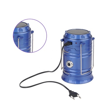 Portable Solar Rechargeable led Camping Lantern