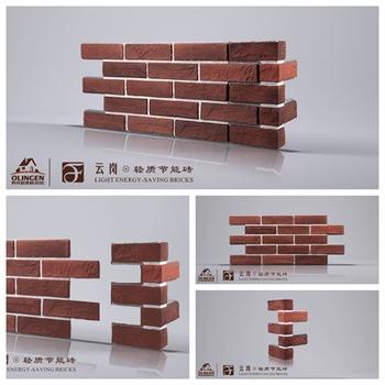 waterproof exterior styrofoam faux brick wall panels