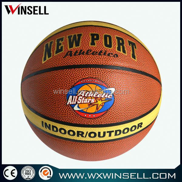 New exercise team training basketball for outdoor indoor training