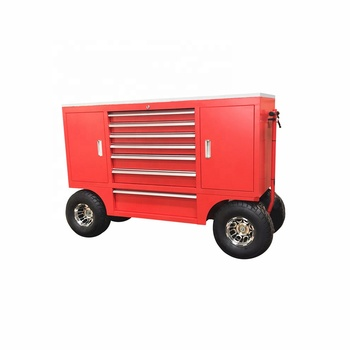 Heavy Duty 72'' Customized Us General Rolling Metal Storage Tool Boxes with Wheels
