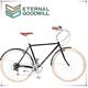 700C cheap price fixed gear fixd gear single speed track bicycle700C man steel frame bicycle 7 speed city bike road bike
