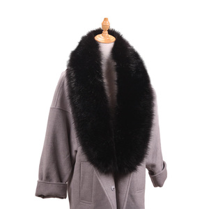 Hot Sale Best Quality Raccoon Fur Skins Chinese Raccoon Fur Collar For Clothes