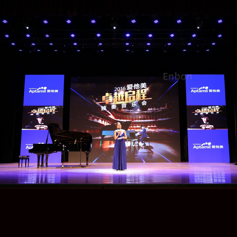 P3 91 Smd Concert Stage Background Indoor Rental Led Display Screen With  Novastar Control System (high Refresh Rate) - Buy High Quality Indoor  Rental