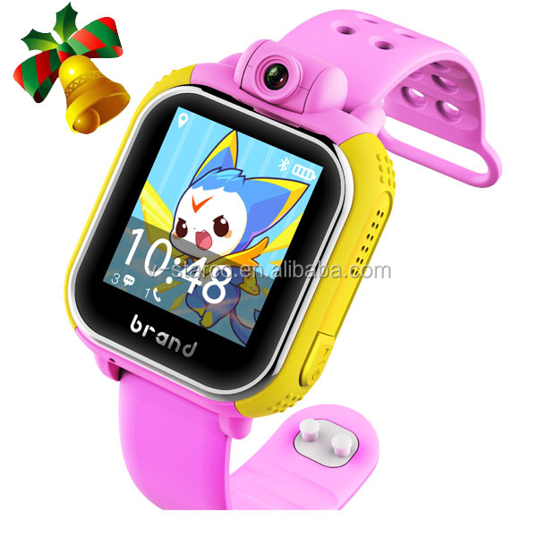 New Products 2016 GPS Tracker Kids GPS Smart Watch For Children wrist watch gps tracking <strong>device</strong> for kids
