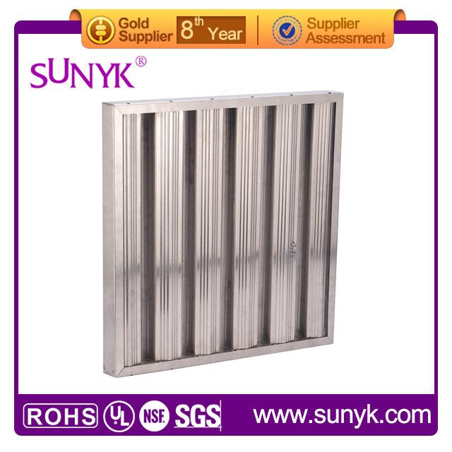 yonkang sunyk products free standing range hood baffle type grease filters