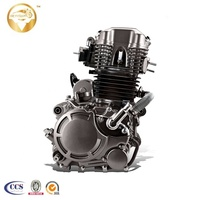 250cc Water-cooled Engine Street Bike Engines for Sale