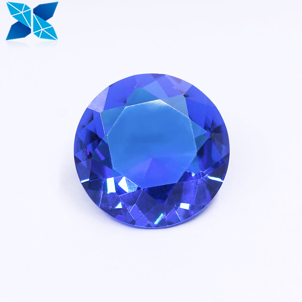 Mystic Blue Topaz Color 3mm Size Round Cut Gems Stone Gl Sheet Drinking Princess Product On Alibaba